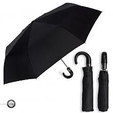 [3단우산] 도브 3단60 완자폰무지 곡자가죽 우산