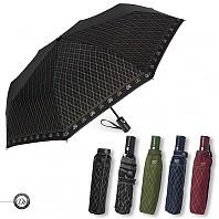 [3단우산] 도브 3단 완전자동 스트라이프 우산