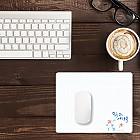 감성캘리 마우스 메모패드 3 꿈을 꾸는 사람들 / 마우스패드 메모지