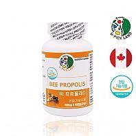캐나다 비 프로폴리스 400mg*60캡슐 (2개월분)