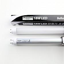 [LED TUBE] FLED18E LED 직관램프 18W 호환형 (30ea)