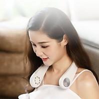 아미덴 넥밴드 선풍기A6 x 5개 (색상/ 화이트,핑크)중 택일